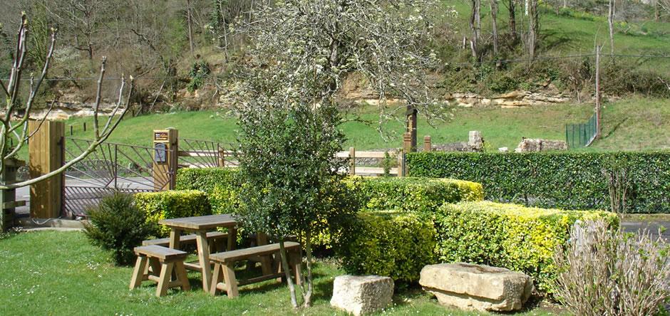 Jardín de Les Piperes